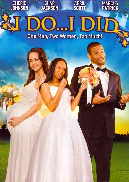 I DO I DID BY PATRICK,MARCUS (DVD)