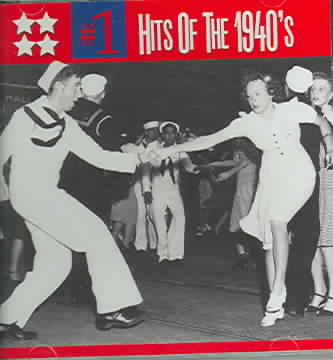 #1 HITS OF THE 1940S (CD)