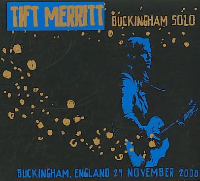 BUCKINGHAM SOLO LIVE BY MERRITT,TIFT (CD)